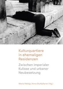 Buchcover Kulturquartiere