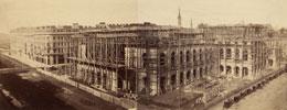 Bau der Hofoper