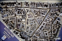 [Stadtmodell von Bratislava 1955]