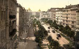 Kärntnerring um 1900