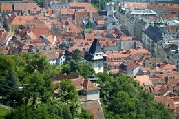 [Schlossberg Graz]