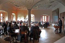 Festsaal Burg Strechau
