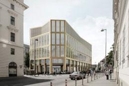 Wettbewerbssieger Rathausstraße 1